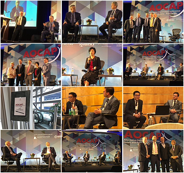AOCAP Conference event collage